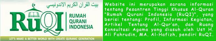 Rumah Qurani Indonesia