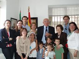 La familia de Benito