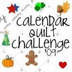 Calendar Quilt Challenge