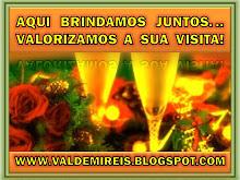 Prémio «AQUI BRINDAMOS JUNTOS…VALORIZAMOS A SUA VISITA!» (muito obrigado!)