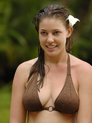 Survivor china boob