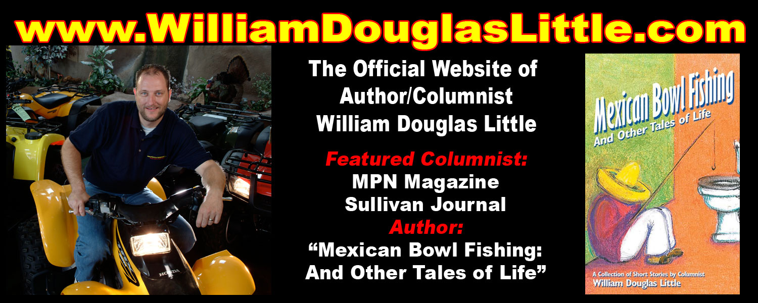 William Douglas Little's Official Blog