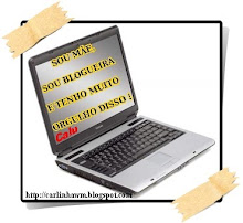 Sou MÃE Blogueira SIM!