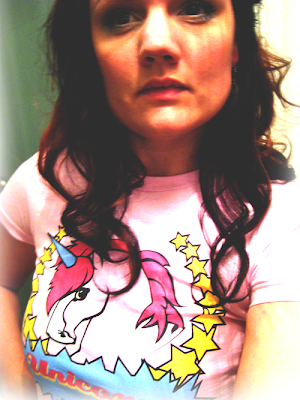The Unicorny T-Shirt In Pink