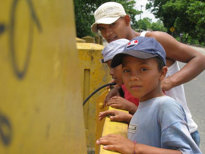 Pobladores de la Margen del Rio San Jorge