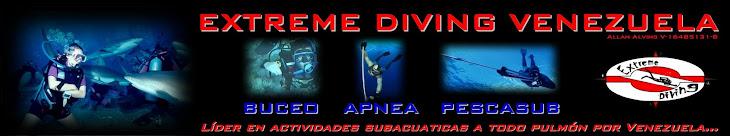 Extreme`Diving Venezuela