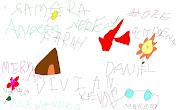 Los niños que hemos conocido son de Madrid del colegio Giner de los Ríos de . (dibujo niã±os angela)