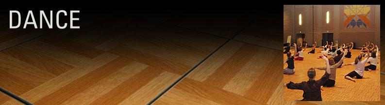 Sport court of southern california sport court dance for 1 2 3 4 dance floor