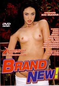 brand new #1 dvd cover