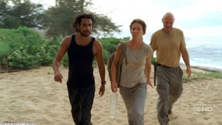 Sayid: Did The Others tell you why I am never on this show anymore?