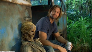 Finally, Sawyer made a friend.