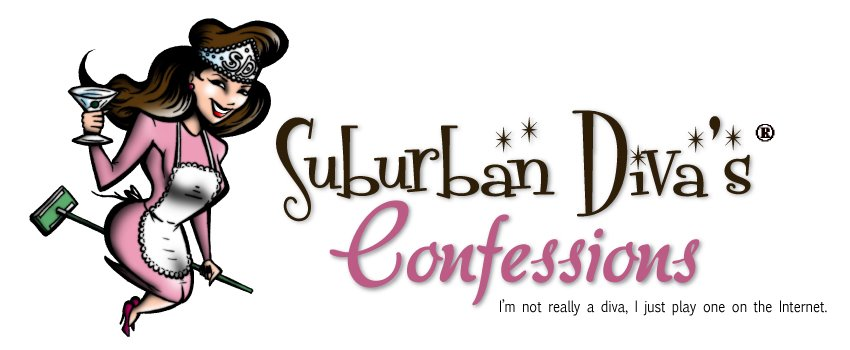 Suburban Diva&#39;s Confessions