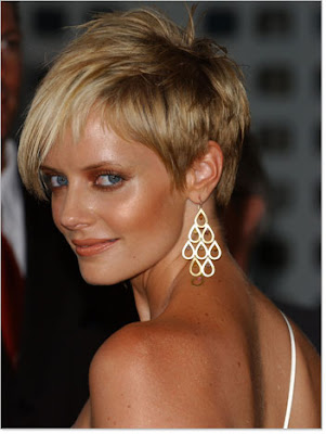 latest short hairstyles 2008-2009 Winter Hairstyles Trends For Women