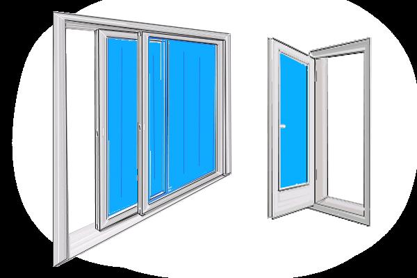 Aluvima carpinteria de aluminio ventanas puertas - Ventanas de aluminio en barcelona ...
