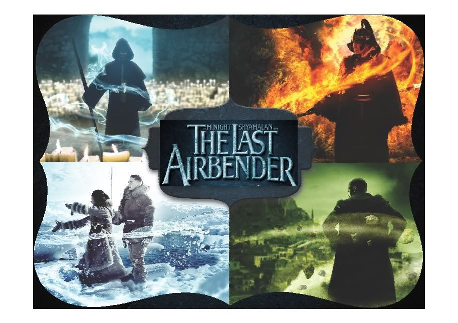 Avatar the last airbender movie wallpaper 4