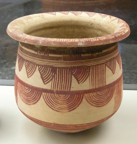 Necr polis de arjona cer mica bera la alfarer a for Que es ceramica