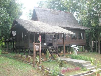 Ini adalah rumah bumbung panjang Selangor.