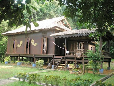 Rumah Tradisional Pahang