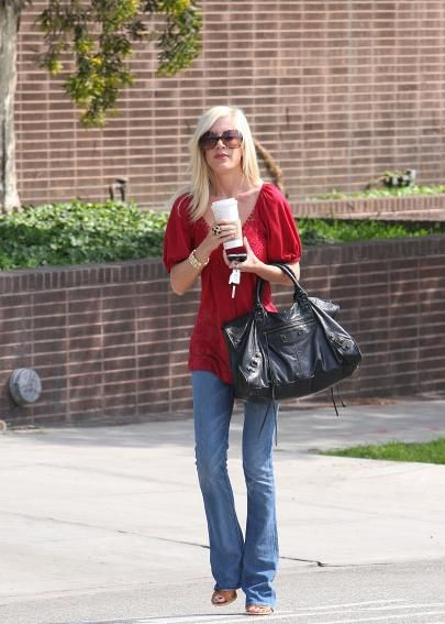 Tori Spelling Weight