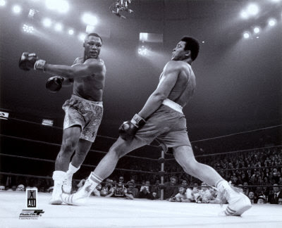 muhammad ali boxing pictures