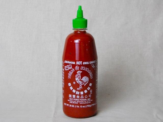 Sriracha Sauce Shirt