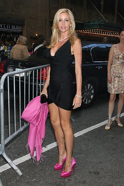 bitch du jour is Camille Grammer. According to the Weekly Life and Style
