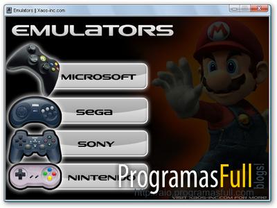 xbox emuladores: