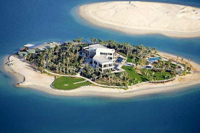 michael schumacher private island