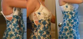 Min målklänning