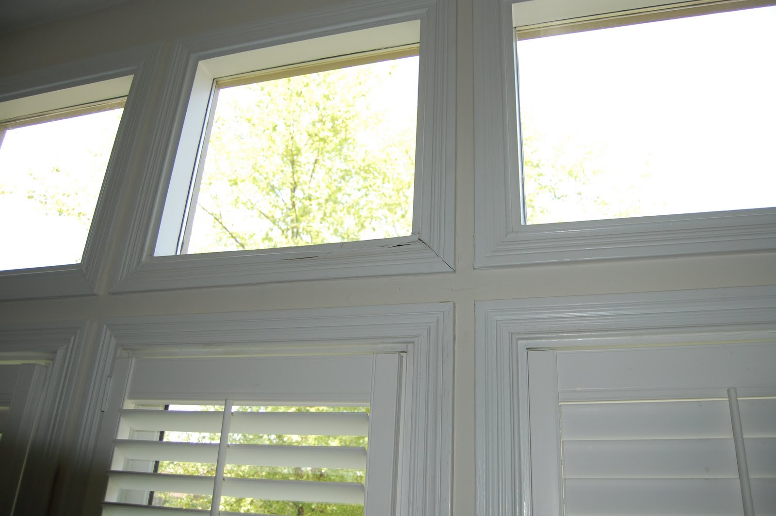 Vinyl Windows Interior Vinyl Window Trim