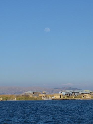 Islas Flotantes Mond