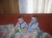My Handsome Little Boys