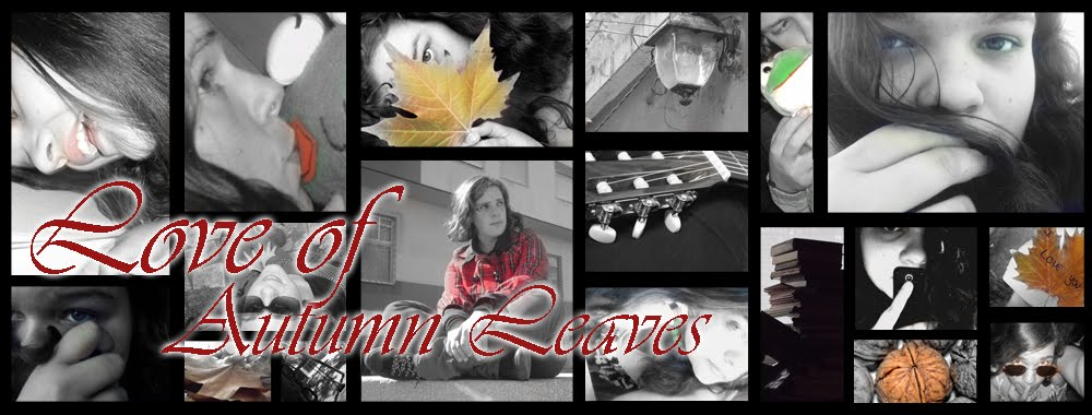 Love Of Autumn Leaves