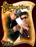 letra cancion tengo amor rakim ken:
