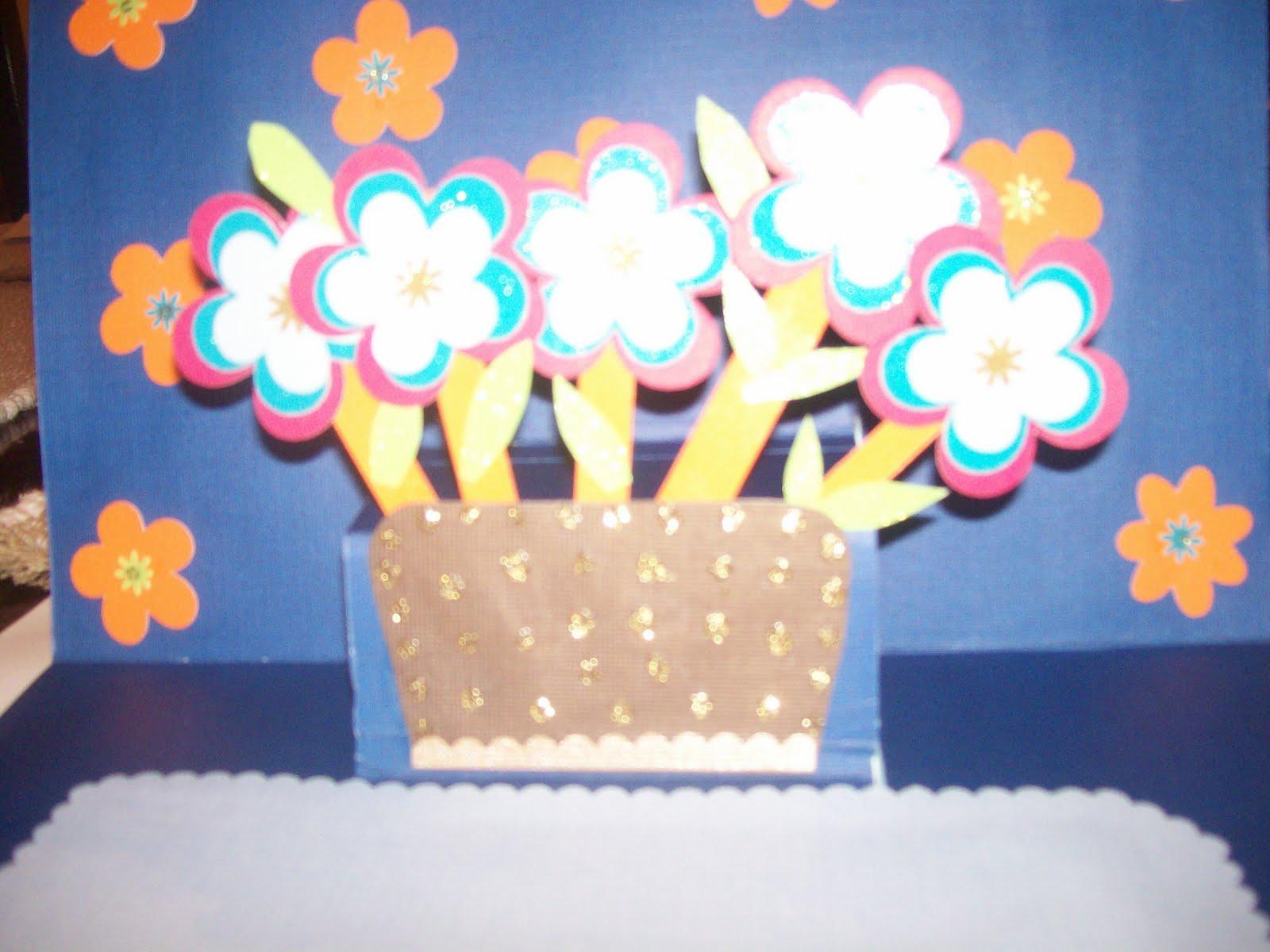 Ayesha Handmade Greeting Cards Birthday card