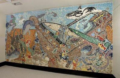Mural Walls Public Art Program At Maret School