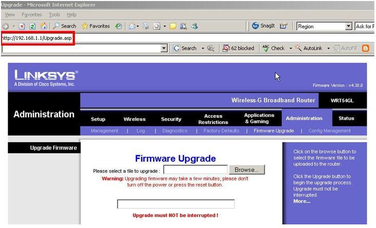 site forum.dd-wrt.com pre-configure firmware image