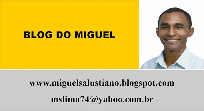 BLOG DO MIGUEL