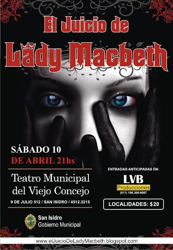 El juicio de Lady Macbeth