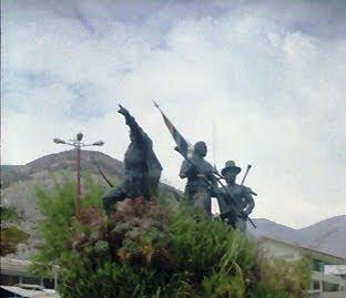 Monumento de Tupac Amaru - Qispicanchi