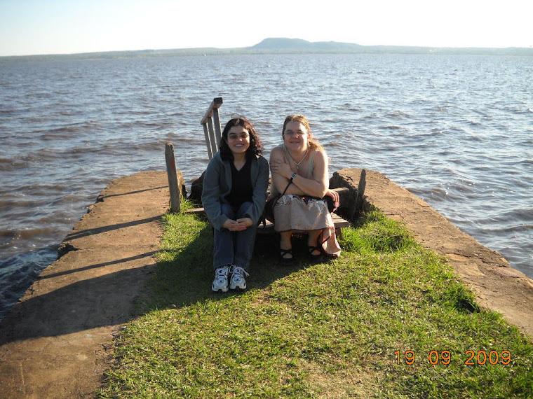 Otra vez en lago Ypacarai