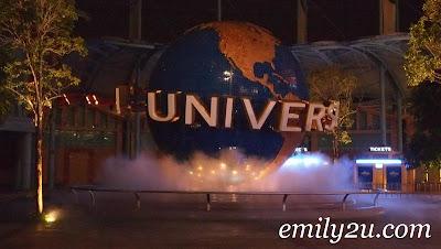 Universal Studios Sentosa Island