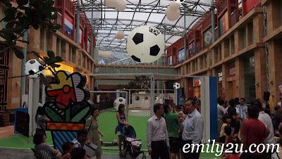 inside Resorts World
