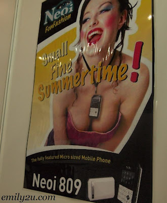 Neoi poster