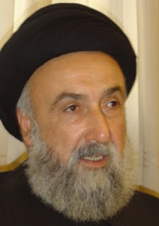 Sayyed Ali al-Amin: No political role for religious leaders
