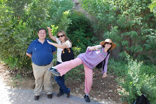 Visting Al Ain Zoo and Jebel Hafeet