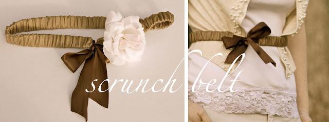 Сделать пояс для платья своими руками из ткани
