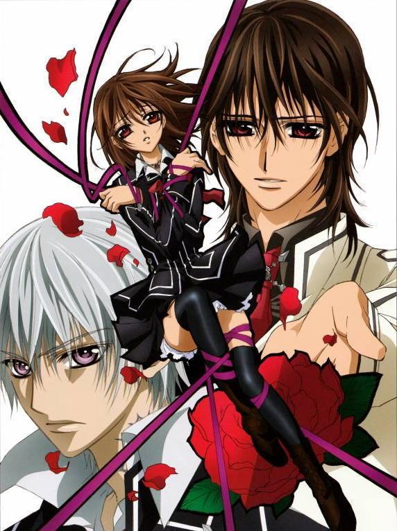 Recomendaciones Anime Vampire-Knight