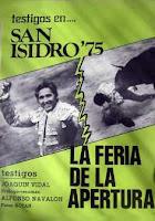 'San Isidro 75. La feria de la apertura', por Joaquín Vidal