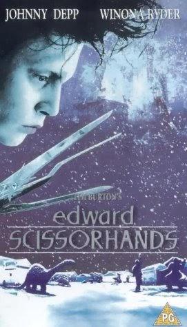 edward scissor hands essay